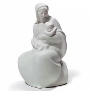 Lladro - Blessed mother with Jesus