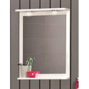 Noro Fix 550 Speil hvit høyglans