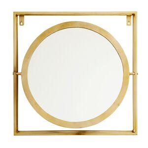 Nordal - Rundt Speil i Gyllen boks