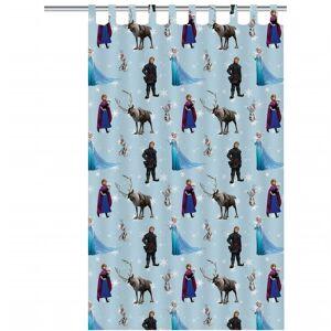 Disney Barnegardiner Frozen-gjengen 250x140 cm blå ASSO234007