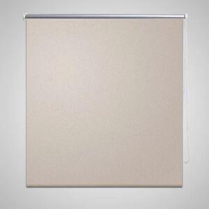 vidaXL Rullegardin Blackout 100 x 175 cm Beige