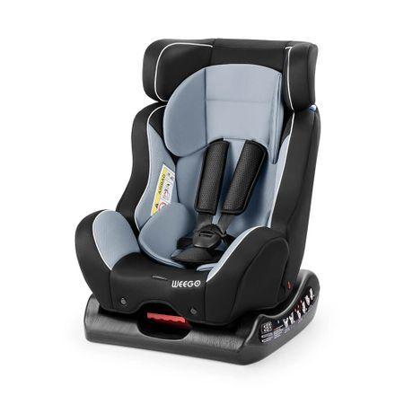 Weego Cadeira para Auto Size4 Cinza 0-25 Kg Weego - 4001 4001