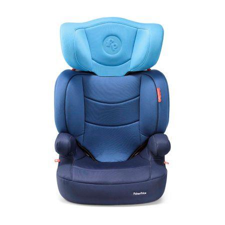 Multikids Baby Cadeira Para Auto Fisher-Price Highback Fix 15-36 Kgs (II,III) Azul Multikids Baby - BB570 BB570
