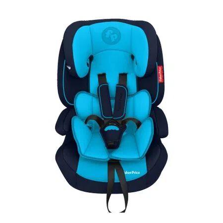 Multikids Baby Cadeira para Auto Fisher-Price Iconic 9-36 Kgs (I,II,III) Azul Multikids Baby - BB580 BB580