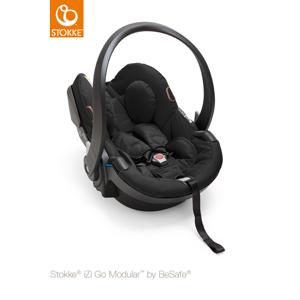 Stokke® iZi Go Modular™ fra BeSafe® Black