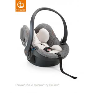 Stokke® iZi Go Modular™ fra BeSafe® Black Melange