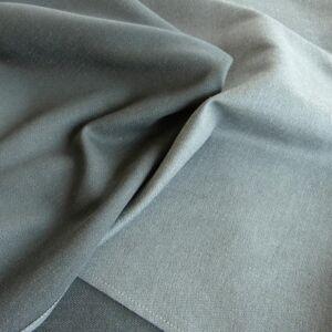 Didymos Rebozo Tørklæde, 100% Økologisk Bomuld, Dobbelt Farvet Grå & Lysegrå