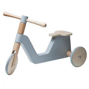 Sebra, scooter, grå