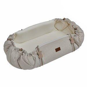 Najell Sleep Carrier Sandy Beige Bärsele