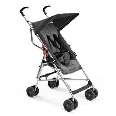 Multikids Baby Carrinho de bebê guarda-chuva pocket Cinza Multikids Baby - BB502 BB502