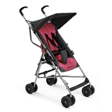 Multikids Baby Carrinho de bebê guarda-chuva pocket Rosa Multikids Baby - BB501 BB501