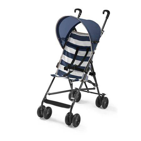 Multikids Baby Carrinho Guarda-Chuva Navy Multikids Baby Azul - BB511 BB511