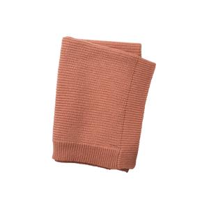 Elodie Details Wool Knitted Blanket Faded