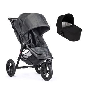 Baby Jogger City Elite Charcoal Denim ink Babyjogger Deluxe Bag
