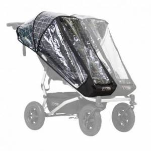 Mountain Buggy, Duet v3 single storm cover