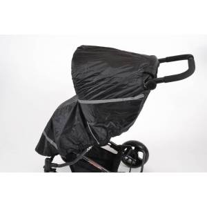 Babybanden Universal Regntrekk til Triller m/Refleks