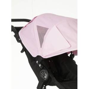 Baby Jogger, City Elite canopy, pink