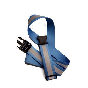 Tinkafu, Elastisk refleksbånd, blå