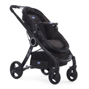 BabyDan, Urban Stroller Plus Crossover, Chicco, Black
