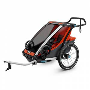 Thule Chariot Cross1 Orange
