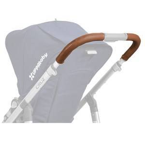 UPPAbaby Cruz Leather Handlebar Covers -Saddle