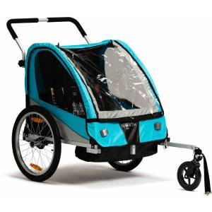 North 13.5 Roadster Cykelvagn, Blue