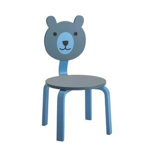 Bloomingville Mini - Barnestol - Grøn/Blå