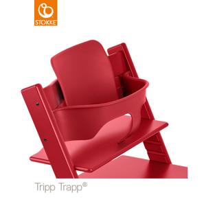 Stokke Tripp Trapp Babyset Bøyle med rygg Red