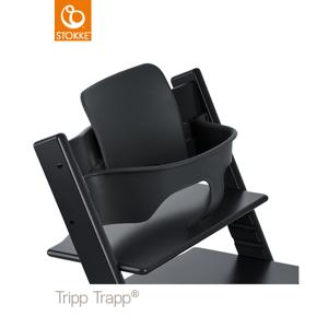 Stokke Tripp Trapp Babyset Bøyle med rygg Black