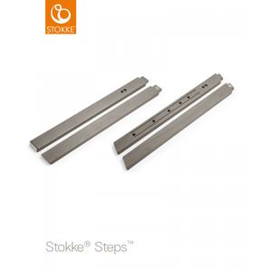 Stokke® Steps™ Legs Beech Wood Hazy Grey