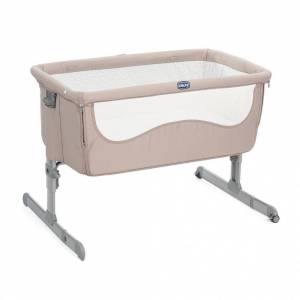 Chicco Next2Me seng/bedside crib, chick to chick