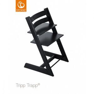 Stokke Tripp Trapp Barnestol Black