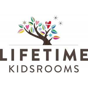 Lifetime Kidsrooms Lifetime, Gavel+beslag til basisseng, hvit