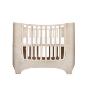 Leander Babyseng 0-3år Whitewash, uten madrass