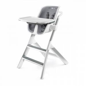 4moms, High Chair 2.1, White/Grey