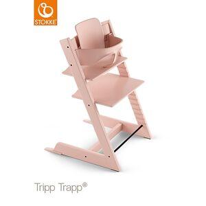 Stokke Tripp Trapp® Baby Set Serene Pink Tripp Trapp Baby Set Pink