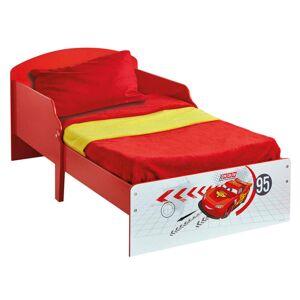 Disney Juniorsäng Bilar 142x59x77 cm röd WORL320002