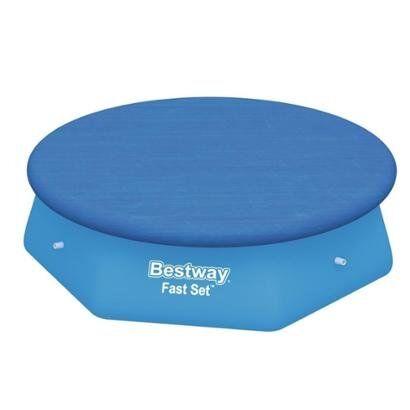 Cobertura para Piscinas Fast Set Pool Cover 3,66M Bestway 58034 - Unissex