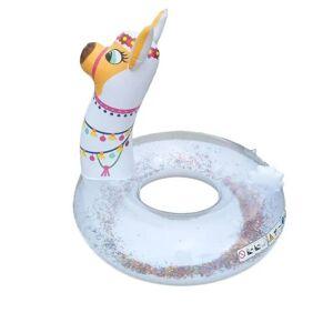 eStore Alpakka badering med glitter