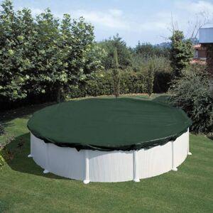Summer Fun Vintertrekk for basseng rundt 400-420 cm PVC grønn