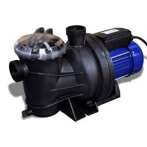 vidaXL Elektrisk Pumpe til Svømmebaseng 800W - Blå