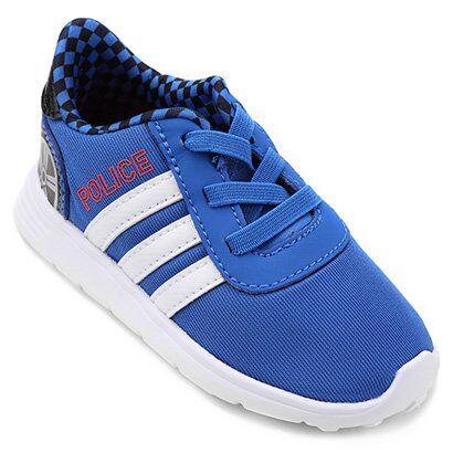 Tnis Adidas Lite Race Police Infantil - Masculino