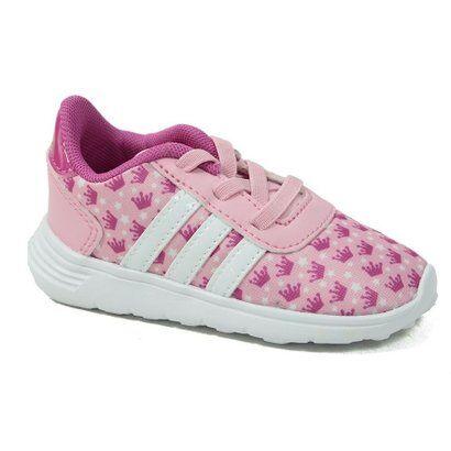 Tnis Adidas Lite Racer Inf Princess Infantil - Feminino