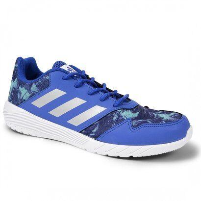 Tnis Adidas QuickRun K - Unissex