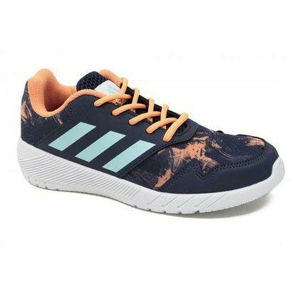 Tnis Adidas QuickRun K Infantil - Unissex