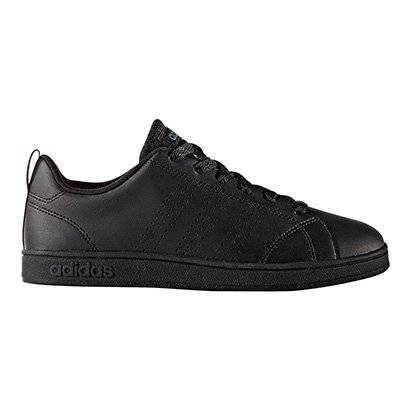 Tênis Adidas Vs Advantage Clean K Infantil - Feminino-Preto