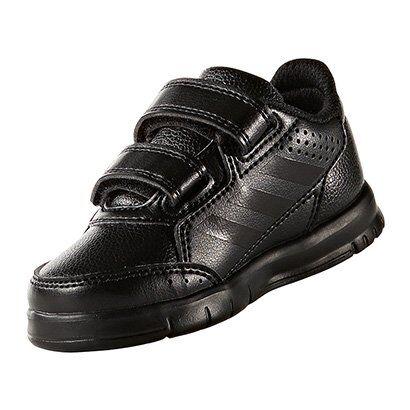 Tênis Infantil Adidas Altasport Cf Velcro - Masculino-Preto