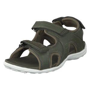 Bagheera Spirit Jr Green/white, Børn, Shoes, grå, EU 33