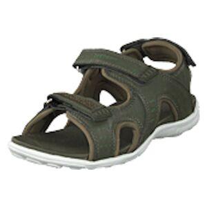Bagheera Spirit Jr Green/white, Shoes, grå, EU 32