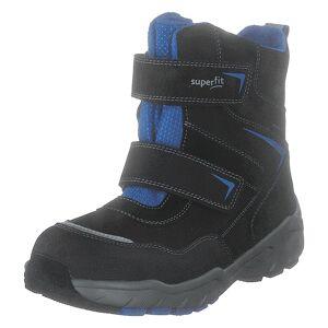 Superfit Culusuk Black/blue, Sko, Vinterstøvler, Blå, EU 31
